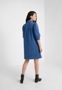 See by Chloé - Denim dress - truly navy - 2