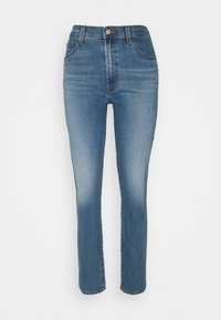 J Brand - TEAGAN HIGH RISE - Slim fit jeans - uncharted - 0