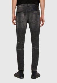 Diesel - Slim fit jeans - black/dark grey - 2