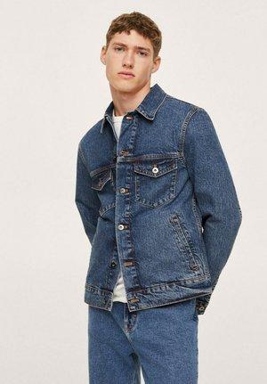 Denim jacket - dunkelblau