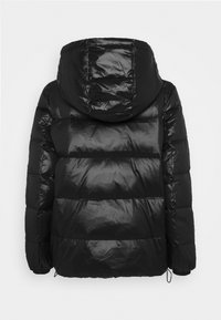 Mavi - HOODED JACKET - Down jacket - black - 1