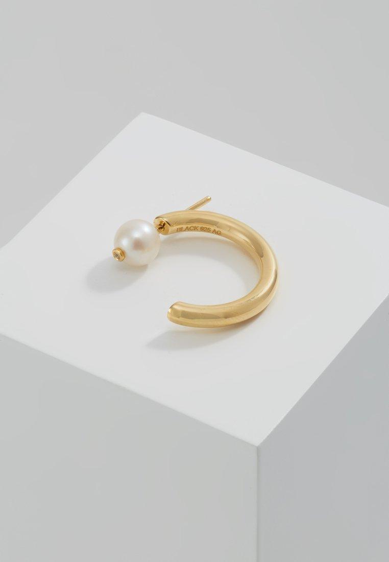 Maria Black - ELLY EARRING - Earrings - gold-coloured