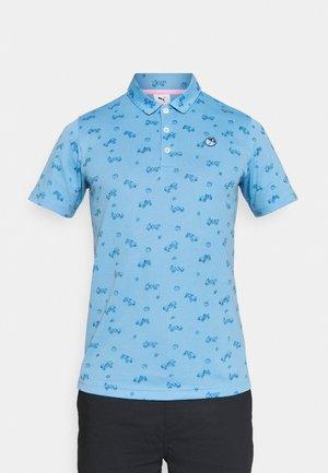 BEST FRIEND - Polo - team light blue