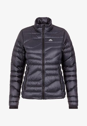 Down jacket - black