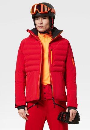 ERIK - Snowboard jacket - rot