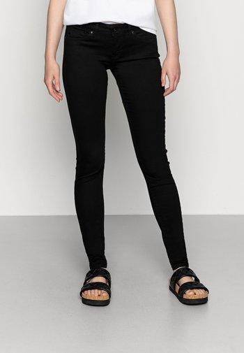 PIXIE - Jeans Skinny Fit - black denim
