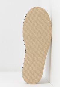 Havaianas - ORIGINE ELASTIC - Loafers - white/black - 6