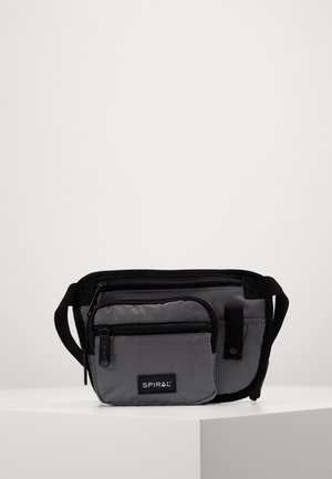 JOURNEY CROSSBODY - Saszetka nerka - silver
