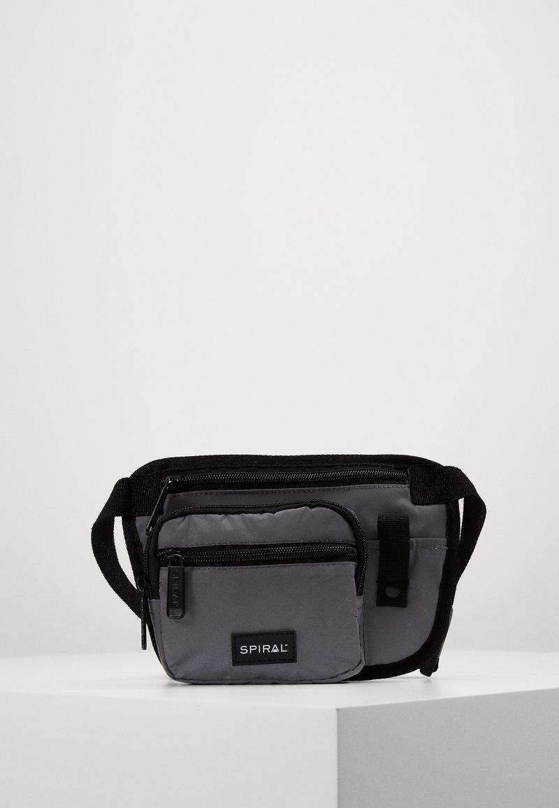 Spiral Bags - JOURNEY CROSSBODY - Bum bag - silver