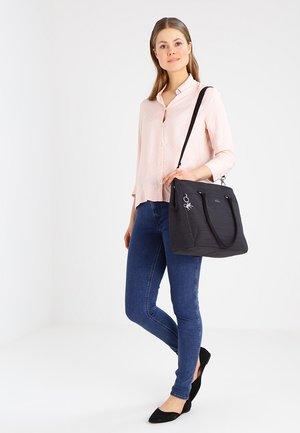 ARTEGO - Handbag - dazz black