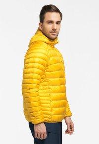 Haglöfs - ROC DOWN HOOD - Down jacket - pumpkin yellow - 2
