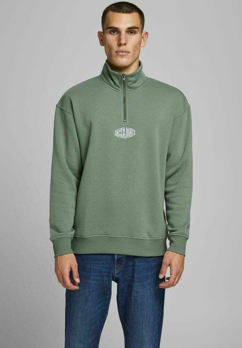Homme HALBREISSVERSCHLUSS - Sweatshirt