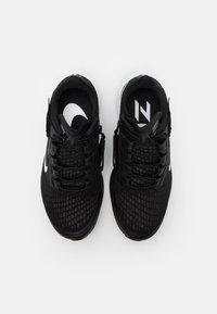 Nike Performance - Zapatillas de running neutras - black/white/smoke grey - 3