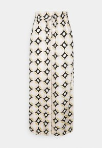 Gina Tricot - DISA TROUSERS - Trousers - off-white - 0
