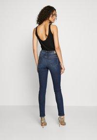 Kaporal - CAMIE - Slim fit jeans - dark blue denim - 2
