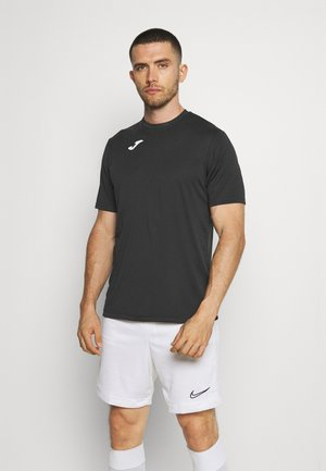 COMBI - Basic T-shirt - black