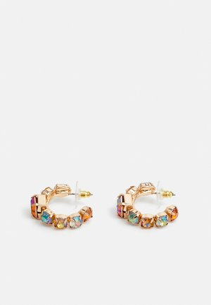 EUCA - Earrings - orange