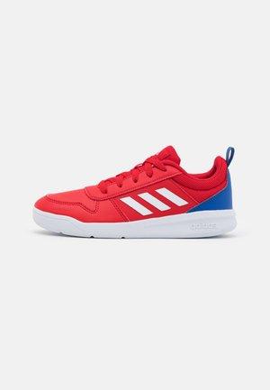 TENSAUR UNISEX - Chaussures d'entraînement et de fitness - scarlet/footwear white/team royal blue