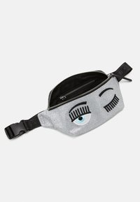 CHIARA FERRAGNI - FLIRTING GLITTER BELTBAG - Bum bag - silver - 2