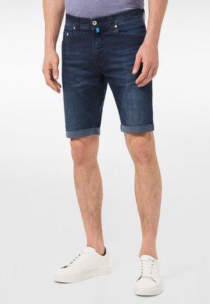 FUTUREFLEX - Denim shorts - blue