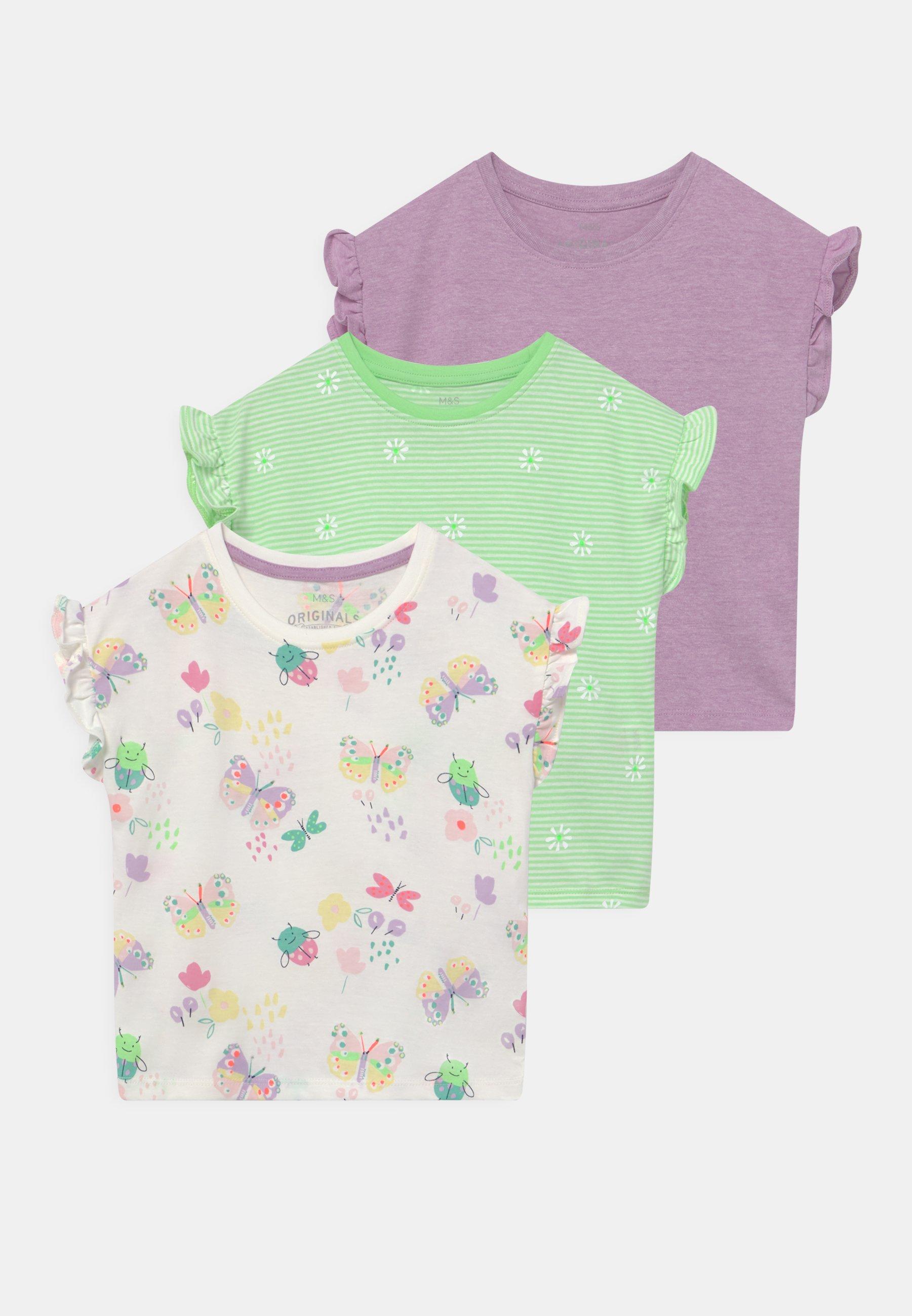 Enfant 3 PACK - T-shirt imprimé