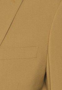 Lindbergh - PLAIN SUIT  - Traje - mid camel - 9