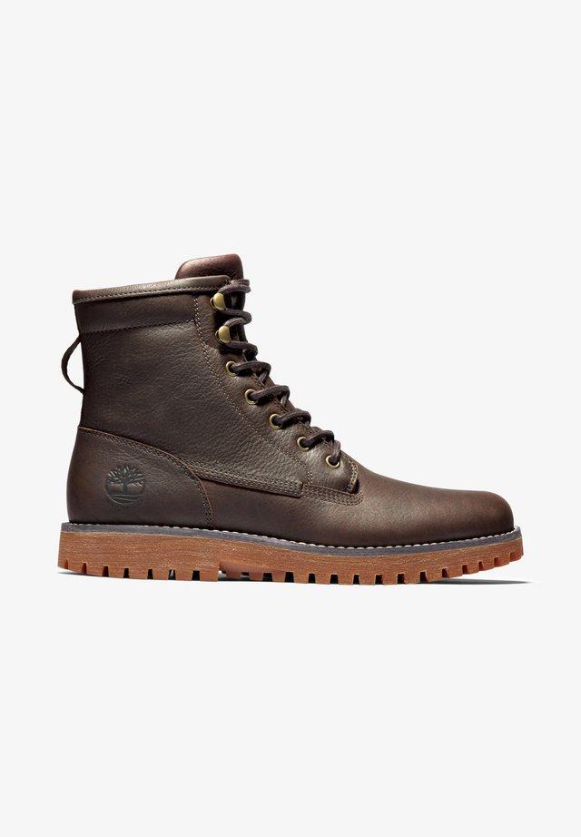 JACKSON'S LANDING PT WP - Lace-up boots - dk brown full grain