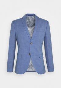 Isaac Dewhirst - PLAIN SUIT - Suit - blue - 2