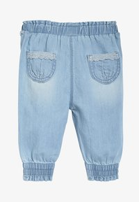 Next - DENIM TROUSERS (0MTHS-2YRS) - Jeans Tapered Fit - blue - 1