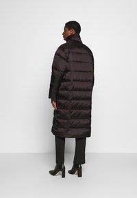 Culture - AISHA LONG - Down coat - black - 2