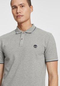 Timberland - Polo shirt - medium grey heather - 3