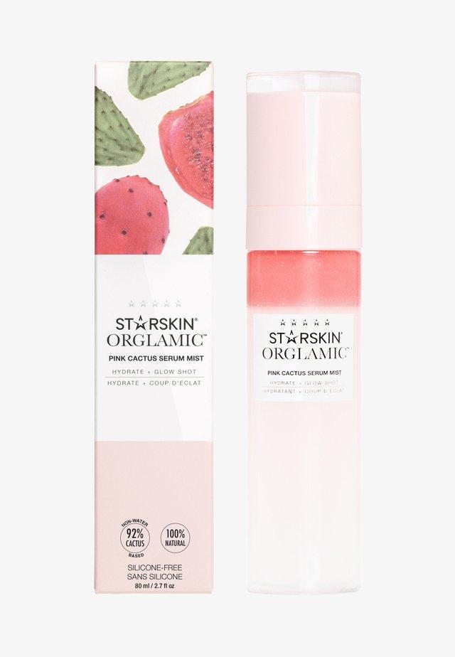 STARSKIN ® ORGLAMIC™ PINK CACTUS SERUM MIST - Siero - -