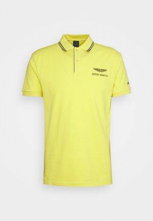 TIPPED - Polo shirt - millennium yellow