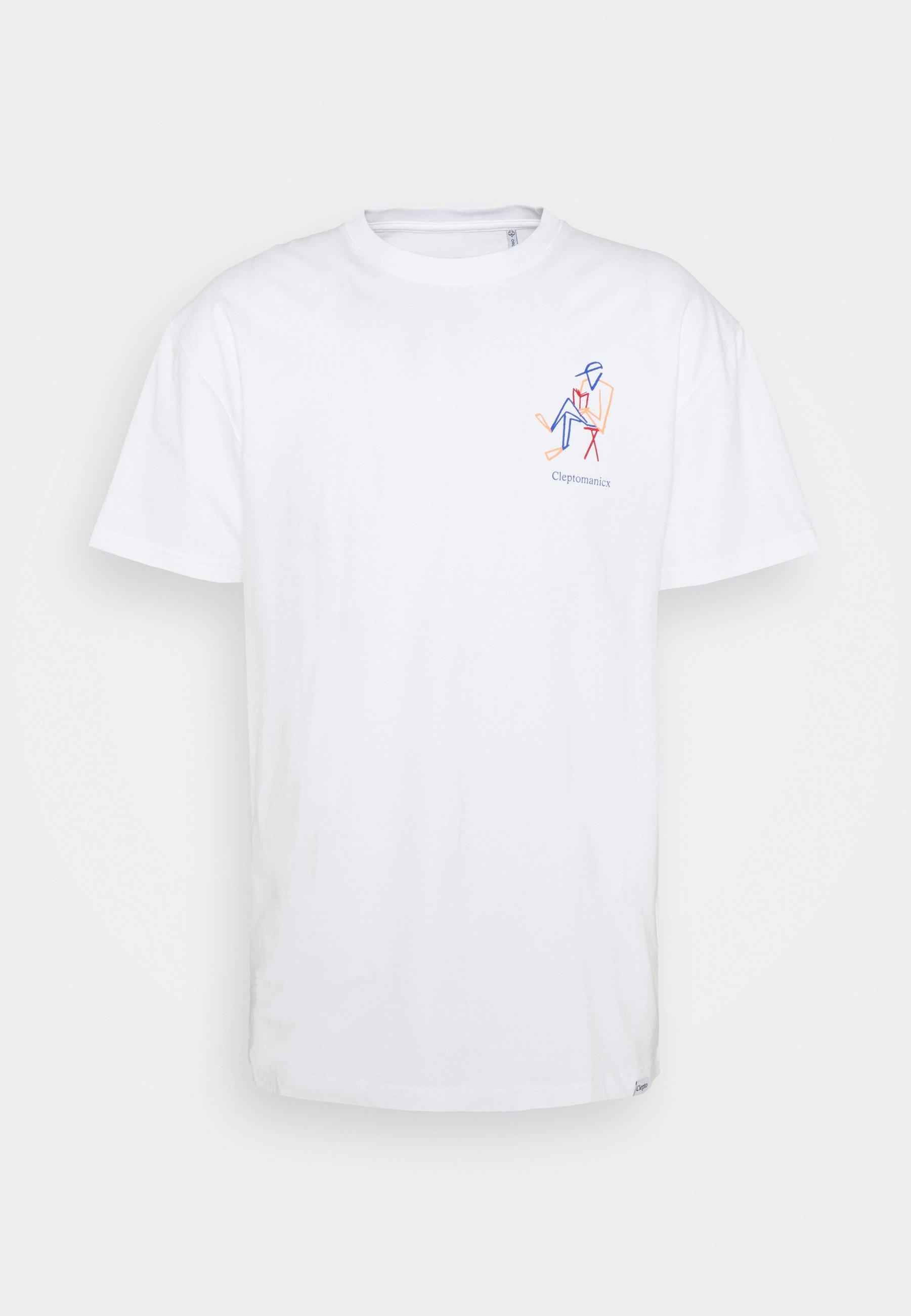 Men STAY OFFLINE - Print T-shirt