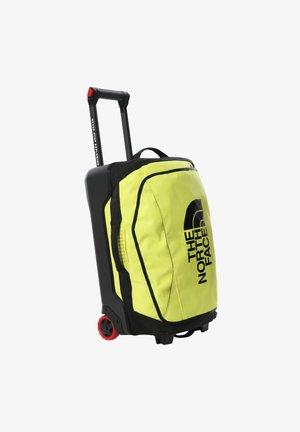 Wheeled suitcase - sulphurspringgn/tnfblack