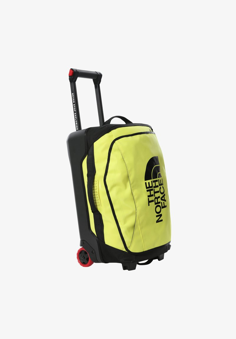 The North Face - Wheeled suitcase - sulphurspringgn/tnfblack
