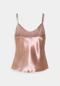LingaDore - TOP SHORT - Pyjama - rose - 8