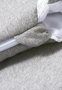 Nordic coast company - SCHLAFSACK KUSCHLIGER GANZJAHRESSCHLAFSACK - Baby's sleeping bag - grey - 4