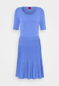 HUGO - SHANEQUA - Jumper dress - turquoise/aqua - 5