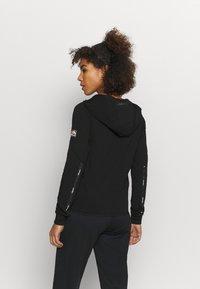 Ellesse - BEESON - Zip-up hoodie - black - 2