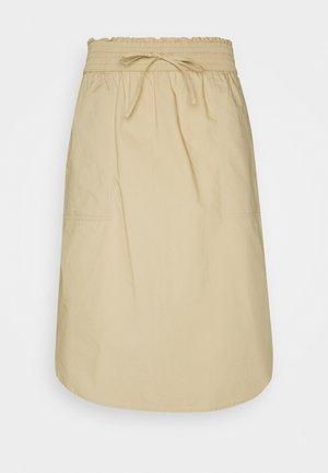 Áčková sukně - new sand
