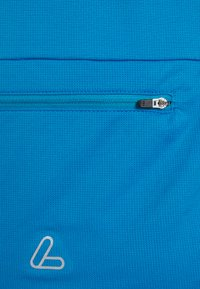 LÖFFLER - BIKE PACE - T-shirt z nadrukiem - blue lake - 2