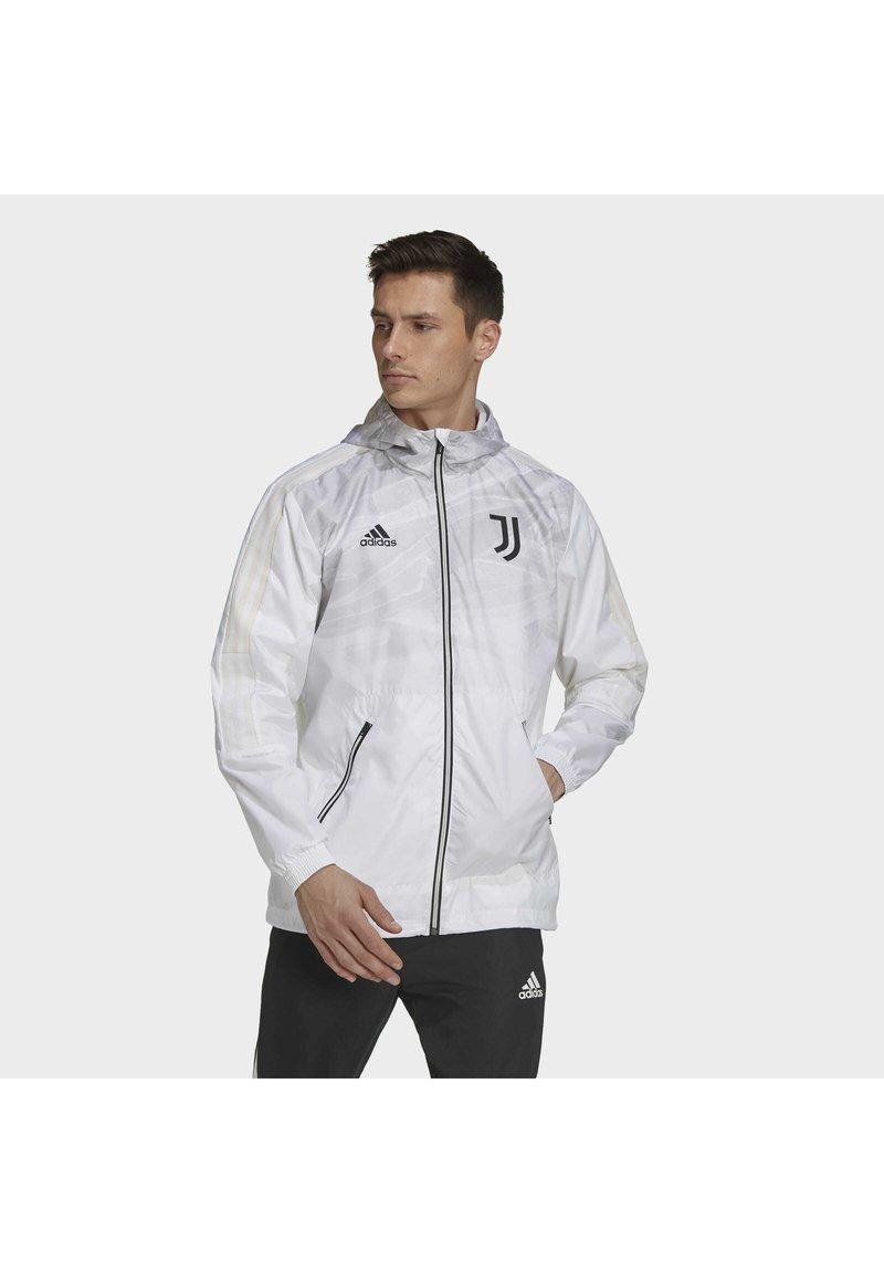 adidas Performance - JUVENTUS TURIN  - Training jacket - white