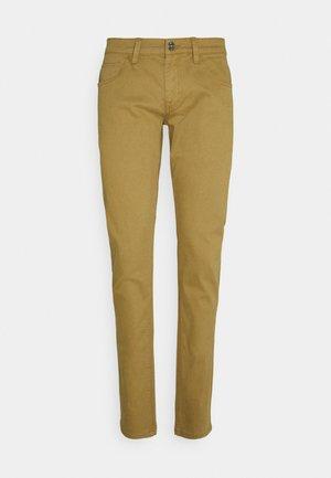 ALLAN - Trousers - beige