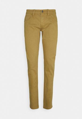 ALLAN - Kalhoty - beige