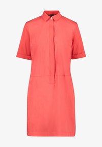 Betty Barclay - Shirt dress - poppy red - 2