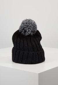 Colmar Originals - Beanie - black/melange graphit - 2
