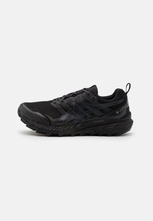 GEL-TRABUCO 9 G-TX - Trail running shoes - black/carrier grey