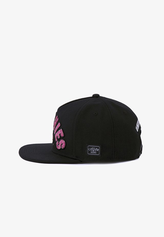 Cappellino - black/mc
