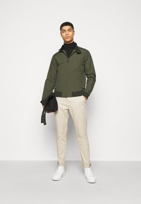 Barbour - ROYSTON CASUAL - Summer jacket - olive - 1